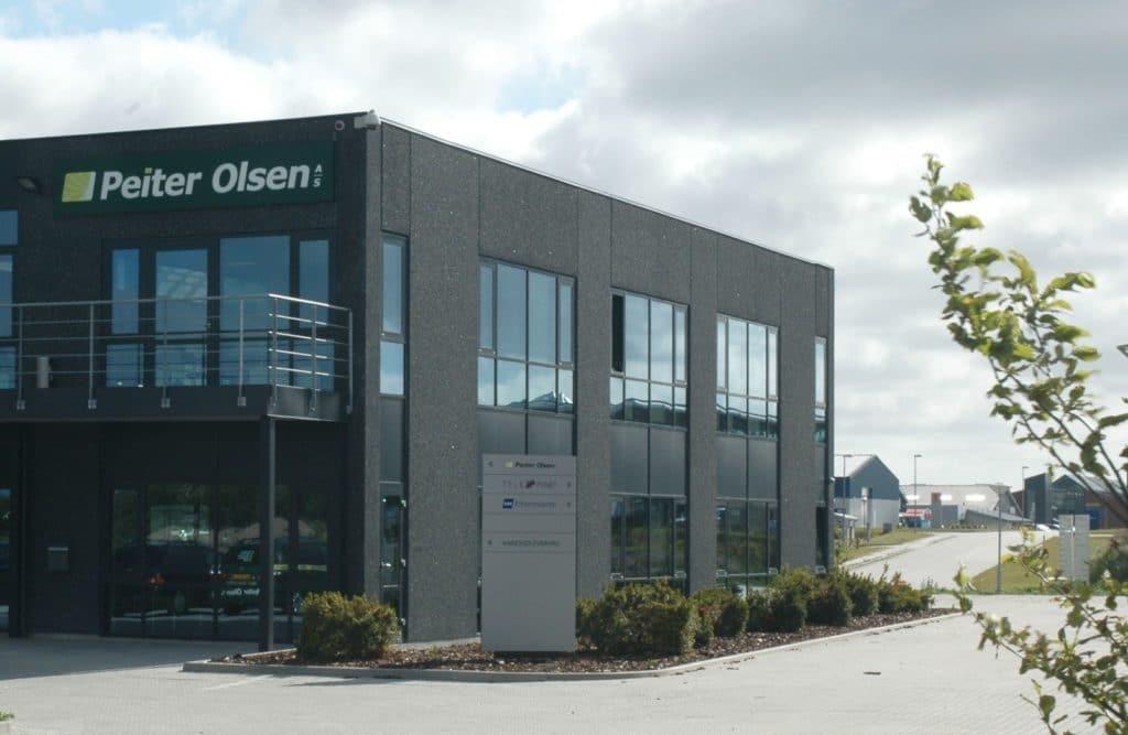 Peiter Olsen i Hillerød - en multianvendelig erhvervsbygning