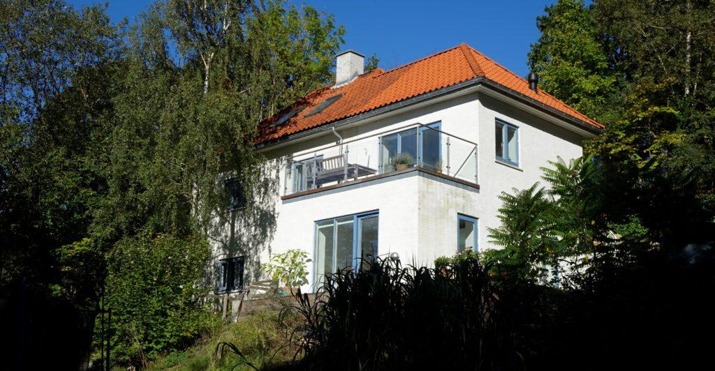 Huset på bakken
